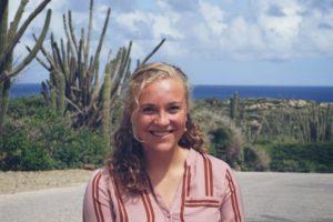 Studente Carolien van der Meer - Bijles en huiswerkbegeleiding Basisonderwijs