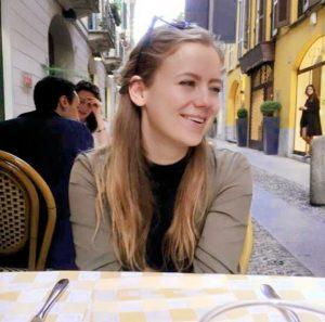 Studente Anouk Andriessen - bijles, huiswerkbegeleiding, examentraining