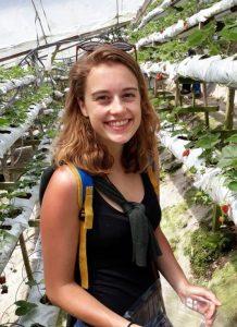 Studente Julia Bloemberg - bijles, huiswerkbegeleiding, examentraining exacte vakken