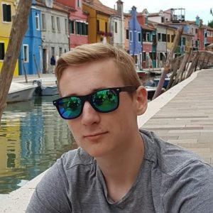 Bijles Student Rudi Iwema - bijles, huiswerkbegeleiding, examentraining wiskunde, natuurkunde, rekenen, scheikunde, biologie, Engels
