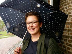 Bijlesstudente Janienke Van Geest - bijles, huiswerkbegeleiding, examentraining wiskunde, natuurkunde, onderbouw en vmbo