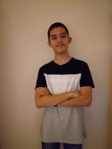 Bijlesscholier Noah Binan - bijles, huiswerkbegeleiding, examentraining natuurkunde, scheikunde, wiskunde onderbouw, wiskunde-B