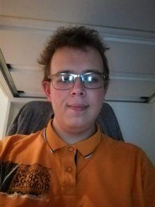 Bijlesstudent Tristan Kerssens - bijles, huiswerkbegeleiding, examentraining Rekenen, Natuurkunde, Wiskunde onderbouw, Wiskunde B