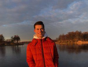 Bijlesstudent Bjarne van Vlaanderen - bijles, huiswerkbegeleiding, examentraining Biologie, Economie, Natuurkunde, Rekenen, Scheikunde, Wiskunde A, B