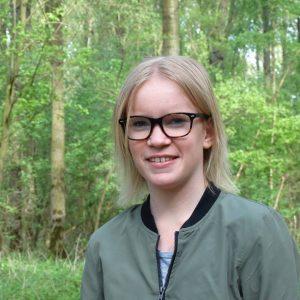 Bijlesstudente Sophie Schuurman - bijles, huiswerkbegeleiding, examentraining Rekenen, Wiskunde, Nederlands, aardrijkskunde, biologie