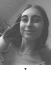 Studente Kimberly - Bijles Engels LO, ASO, BSO, H(SB)O, Volwassenen Wespelaar Vlaams-Brabant / Online.