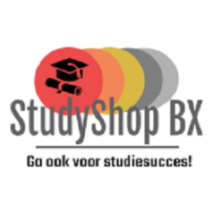 StudyShop BX voor betaalbare studietools, examentools en lestools VMBO, HAVO, VWO, MBO, HBO!