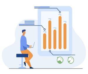 Bijles Statistiek (Online) - Huiswerkbegeleiding, Examentraining HAVO, VWO klas 4, 5, 6, MBO, HBO, WO, Volwassenen